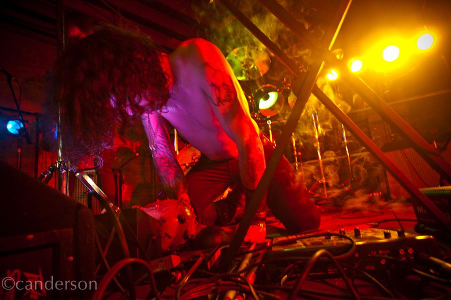 E.T. Habit at the Hozac Blackout 2011