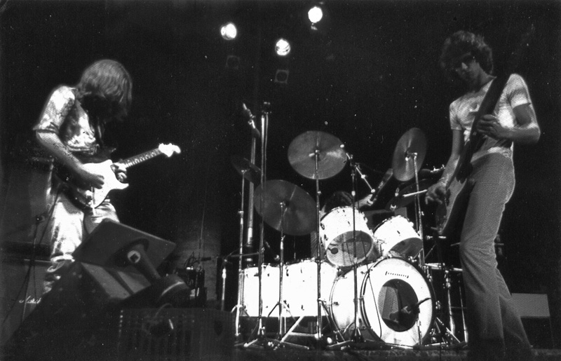 FURY live at The Academy of Music, NYC 1972