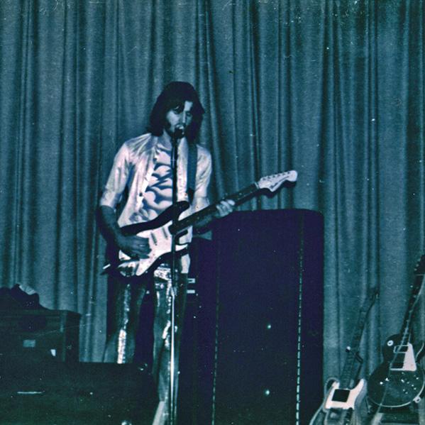Sonny Vincent 1972