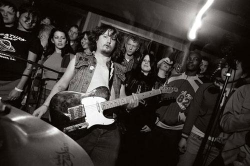 King Louie in Kajun SS at Gonerfest 2005, photo by <a href=