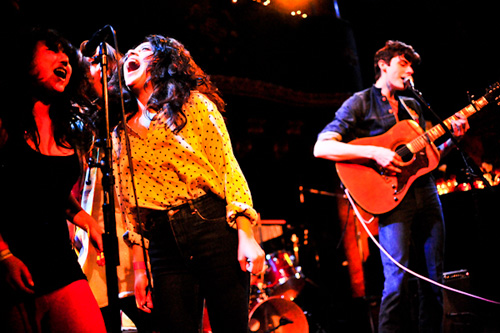 Magic Kids live at Great American Music Hall, SF 2010, photo by <a href=