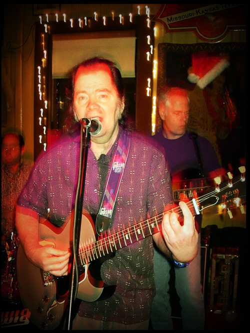 Roky Erickson Live by Sherry Cardino
