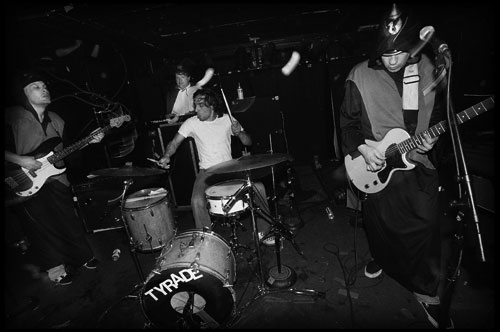 The Spits Live 2006 at Subterranean by <a href=