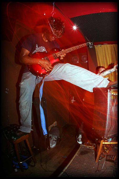 Tyvek at the Hemlock in San Francisco in 2007, photo by <a href=