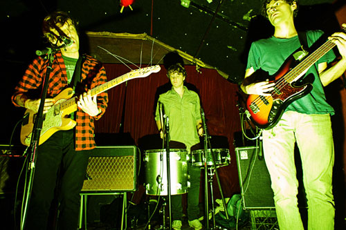 Woven Bones Live at Amnesia in SF, photo by <a href=