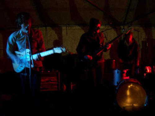 Woven Bones Live in Austin 2009, photo by <a href=