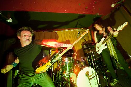 X (Australia) Live at Hemlock 2010