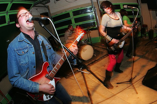 Bold Ones Live at Ronny's Bar 2007 by <a href=