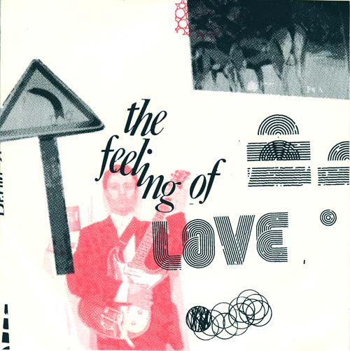 Victim Of Time Breaking Sounds The Feeling Of Love 7 Ep