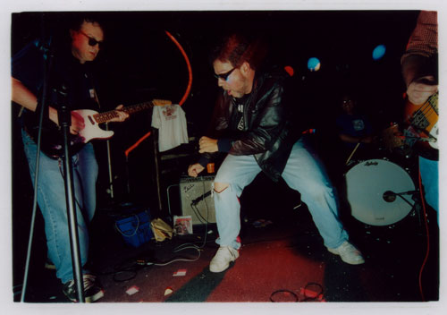 Penetrators Live at 2003 Chicago Blackout, photo by <a href=