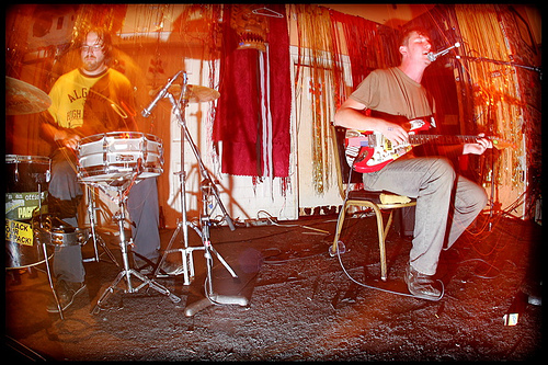 Pink Reason Live at Stork Club in Oakland 2007 photo by <a href=