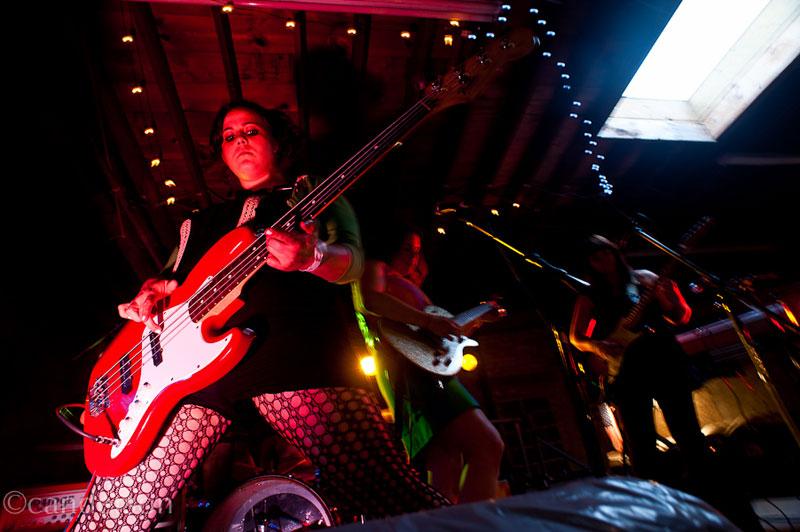 Squish Live at Hozac Blackout Fest 2011